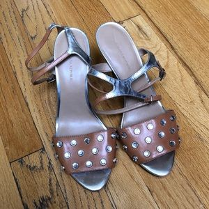 Banana Republic Studded Heels Size 9